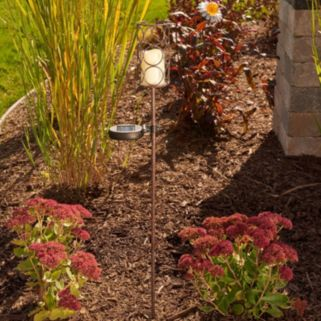 Smart Living Praka Solar Light Garden Stake