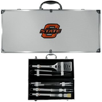 Oklahoma State Cowboys 8-Piece BBQ Set
