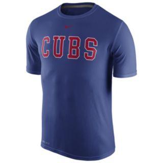 Men's Nike Chicago Cubs Wordmark Tee