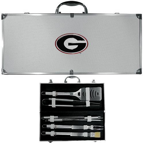 Georgia Bulldogs 8-Piece BBQ Set