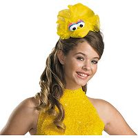 Adult Sesame Street Big Bird Costume Headband