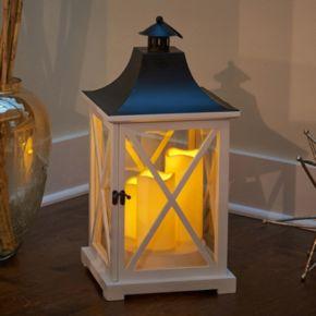 Smart Living York Triple LED Candle Lantern