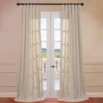 EFF Hilo Solid Window Curtain
