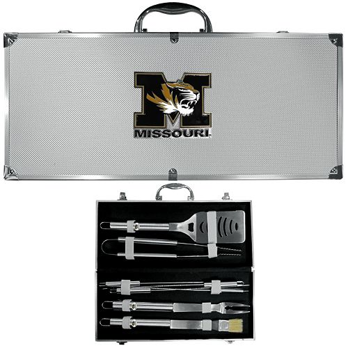 Missouri Tigers 8-Piece BBQ Set