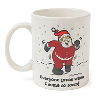 BigMouth Inc. Color Changing Santa Mug