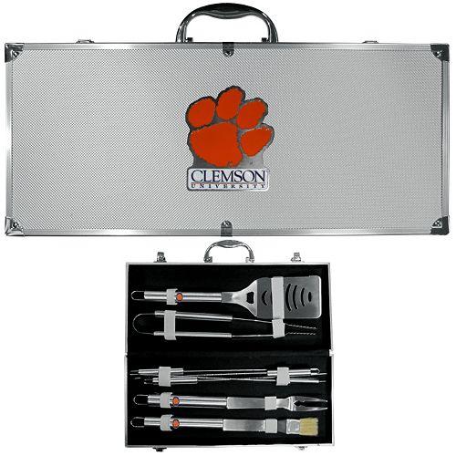 Clemson Tigers 8-Piece BBQ Set