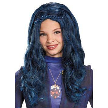 Disney's Descendants Kids Evie Costume Wig
