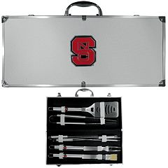 North Carolina State Wolfpack 8-Piece BBQ Set