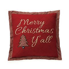Home Classics® Wesley Holiday Throw Pillow