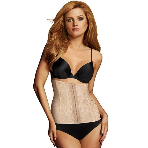 b1f838977ff9d Maidenform Shapewear Lace Waist Nipper DM2006
