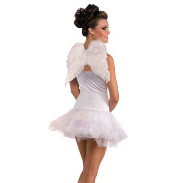 Adult Small Feather Costume Wings