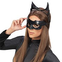 Adult Batman: The Dark Knight Rises Catwoman Costume Mask & Ears