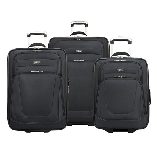 Skyway Epic 2 3-Piece Wheeled Luggage Set