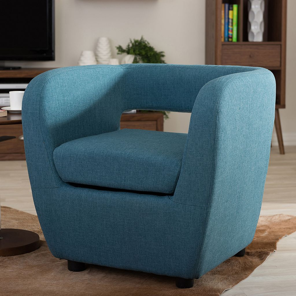 Baxton Studio Ramon Accent Chair