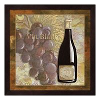 Metaverse Art Wine 10 Framed Wall Art