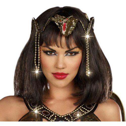 Adult Snake Crown Costume Headpiece