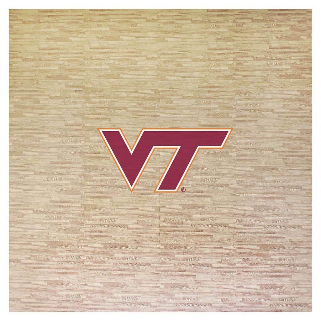 Virginia Tech Hokies 8' x 8' Portable Tailgate Floor