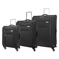 Ricardo Del Mar 3 pc Spinner Luggage Set