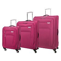 Ricardo Del Mar 3-Piece Spinner Luggage Set