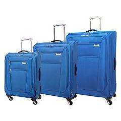 Ricardo Del Mar 3-Piece Spinner Luggage Set