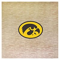 Iowa Hawkeyes 8' x 8' Portable Tailgate Floor