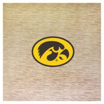 Iowa Hawkeyes 8' x 8' Portable Tailgate Floor