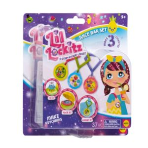 ALEX Toys Lil' Lockitz Juice Bar Set