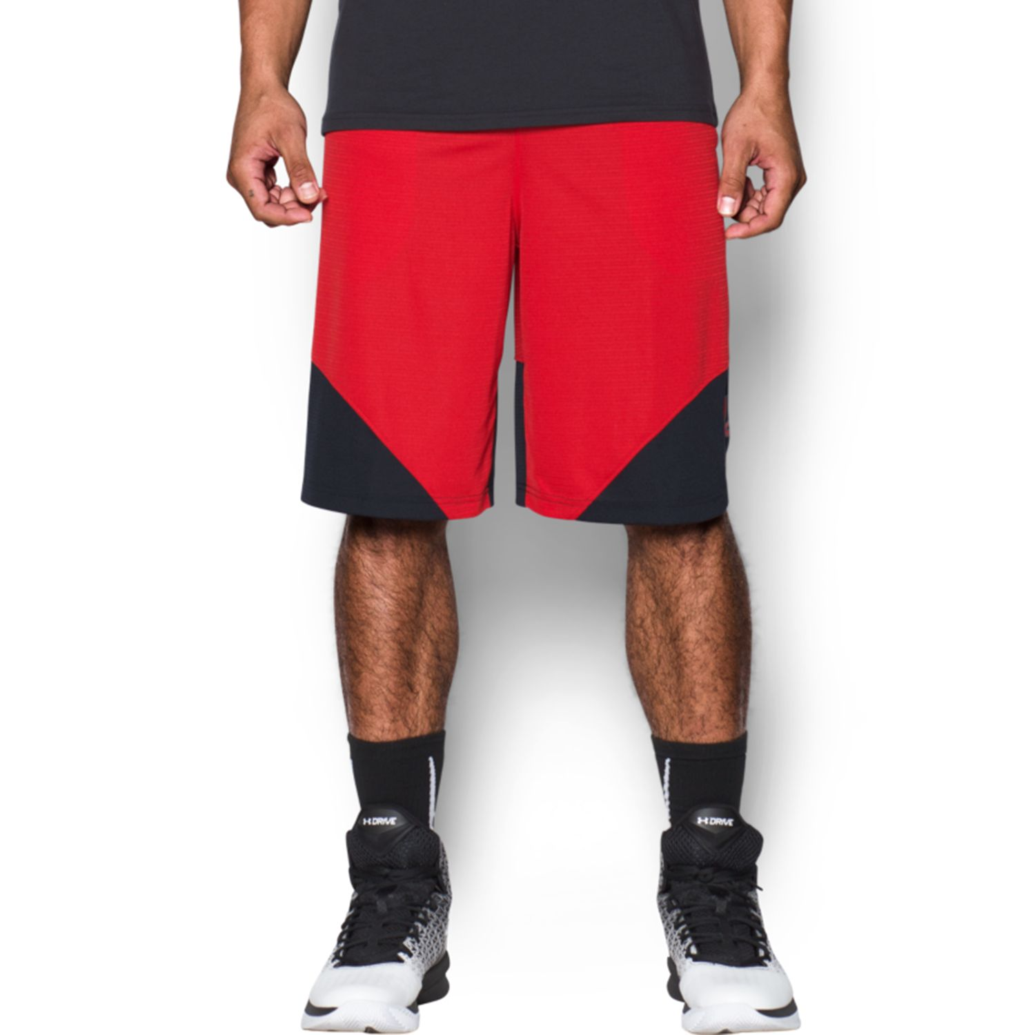 Mens Shorts Red