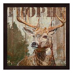 Metaverse Art Open Season Trophy Framed Wall Art