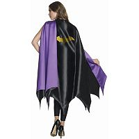 Adult DC Comics Batgirl Deluxe Costume Cape