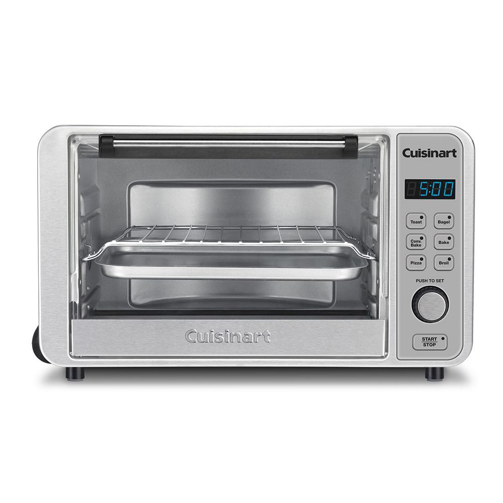 Under the cabinet toaster oven - Cuisinart 6 Slice Mechanical Toaster Oven