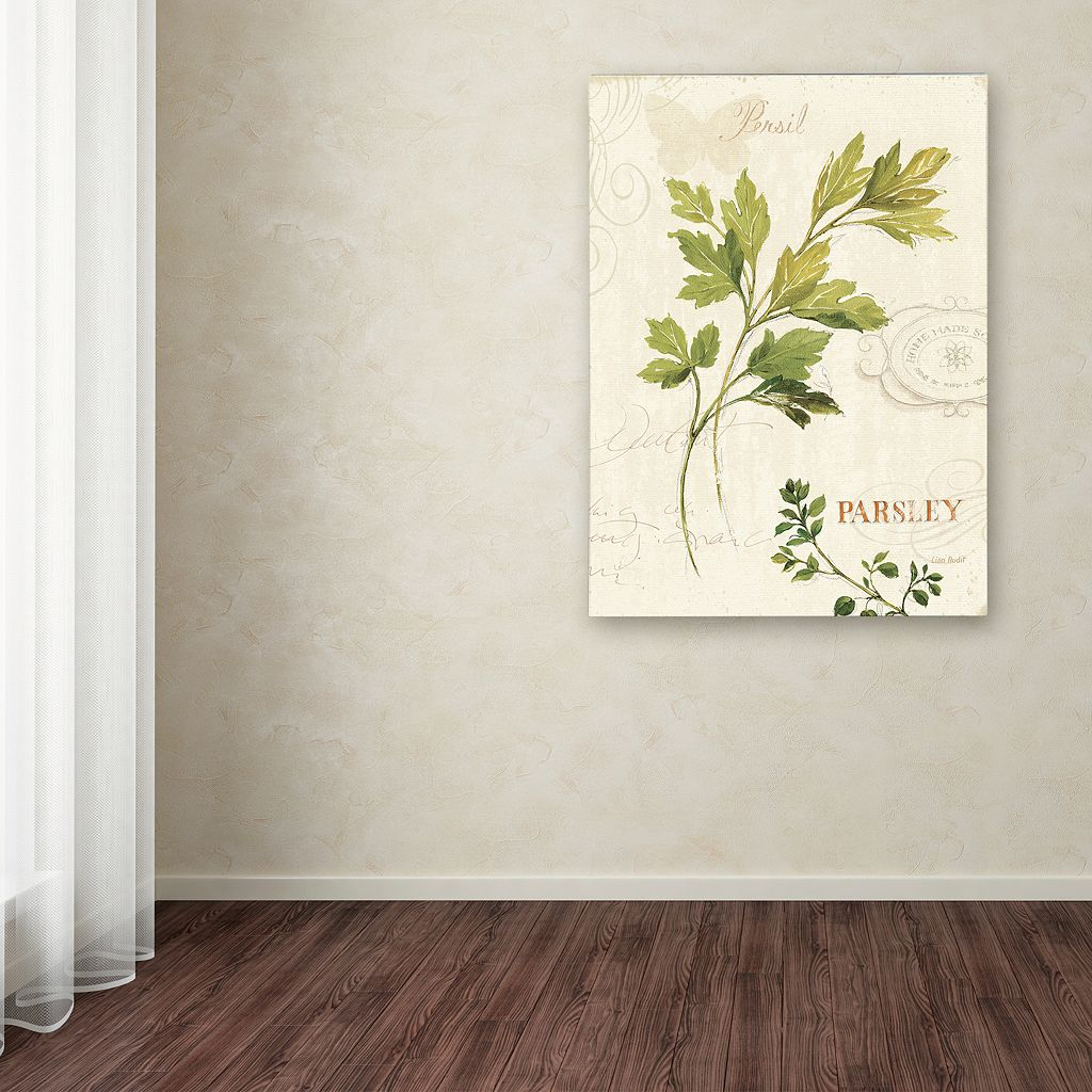 Trademark Fine Art Aromantique I Canvas Wall Art