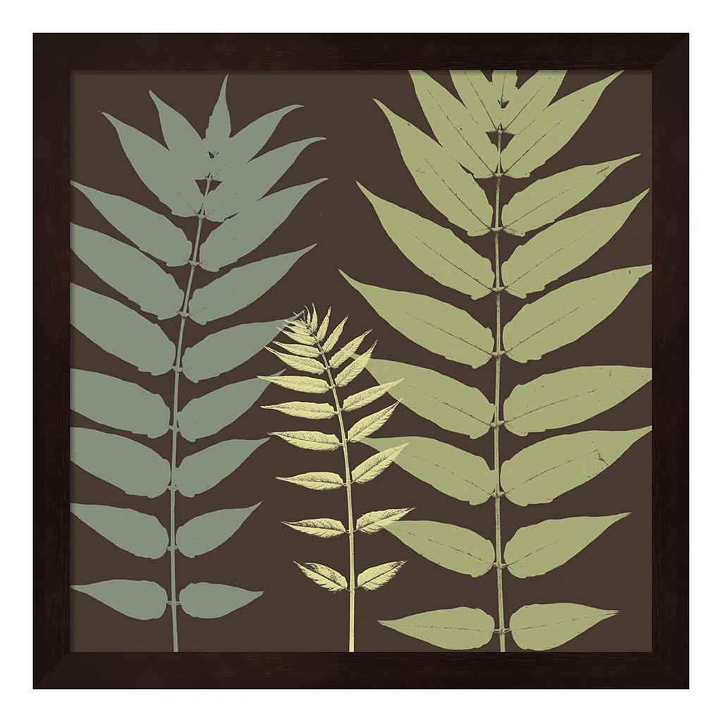 Metaverse Art Field Botanical Framed Wall Art