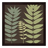 Metaverse Art Field Botanical Framed Wall Art