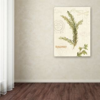 Trademark Fine Art Aromantique II Canvas Wall Art
