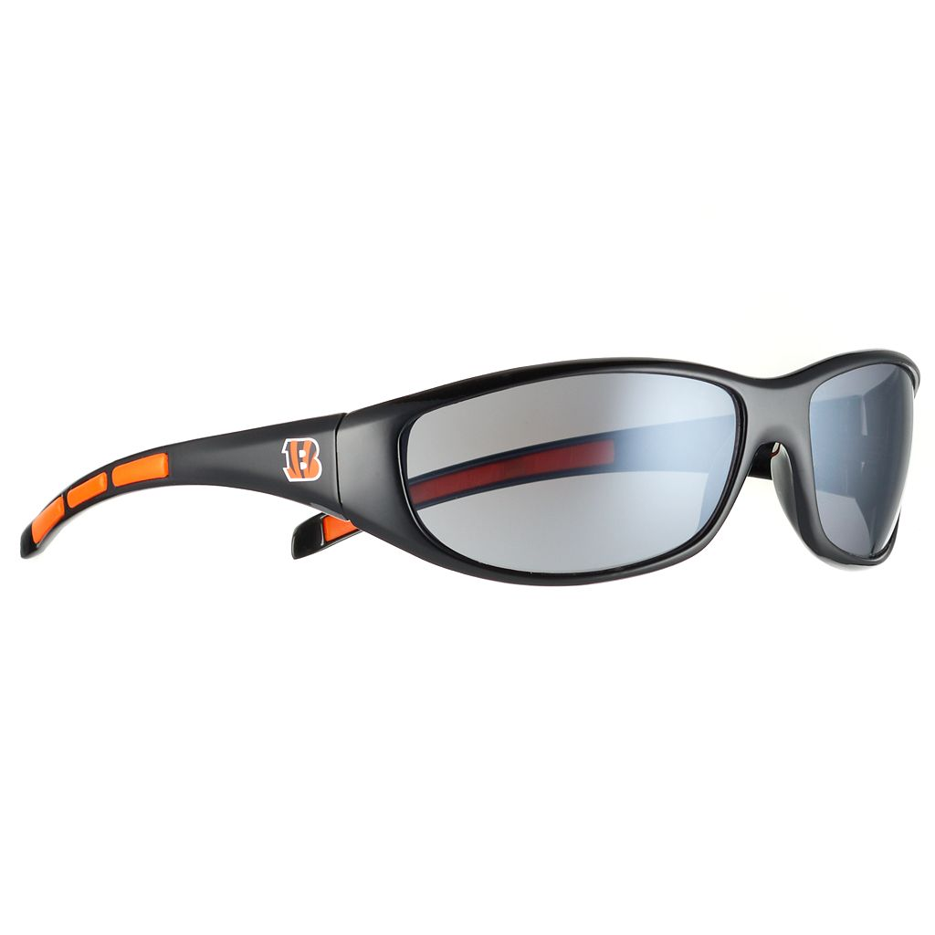 Adult Cincinnati Bengals Wrap Sunglasses