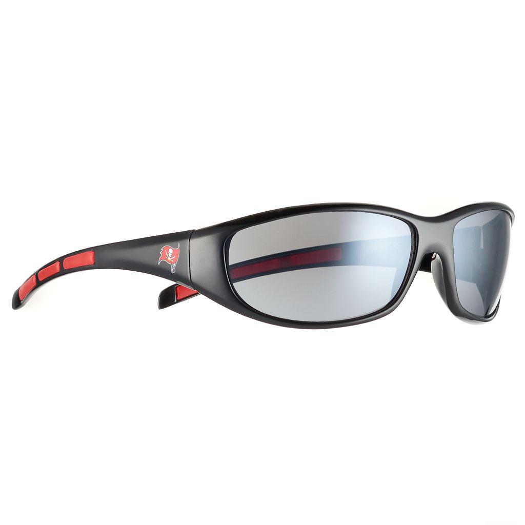 Adult Tampa Bay Buccaneers Wrap Sunglasses