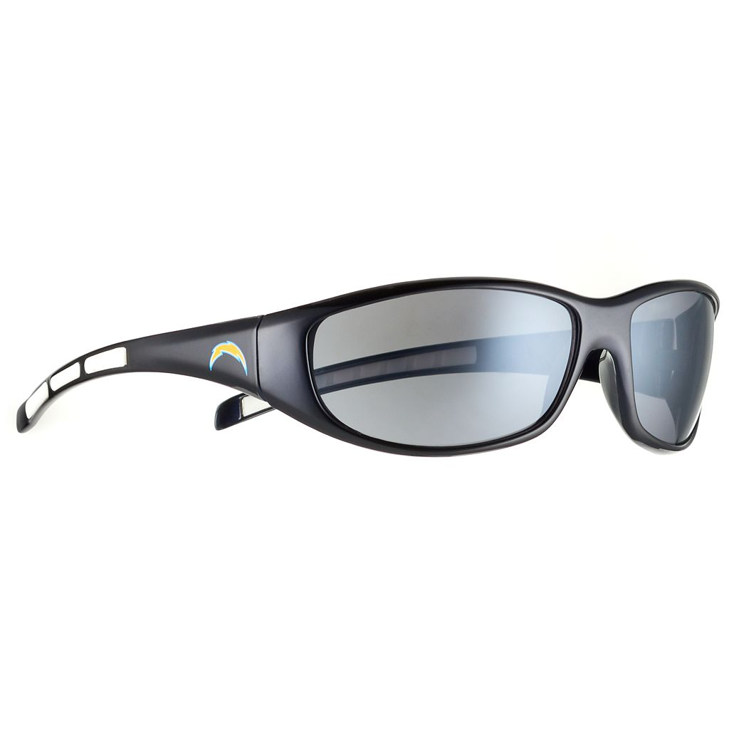 Adult San Diego Chargers Wrap Sunglasses