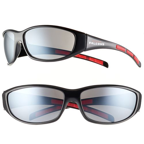 Adult Atlanta Falcons Wrap Sunglasses