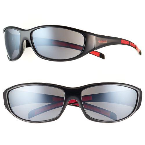 Adult San Francisco 49ers Wrap Sunglasses