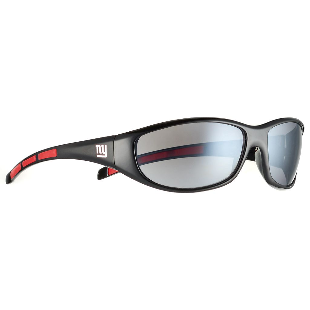 Adult New York Giants Wrap Sunglasses