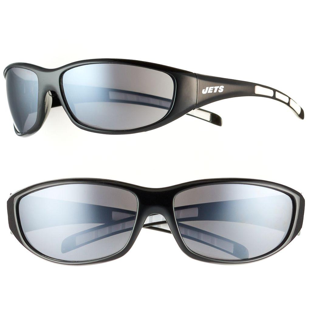 Adult New York Jets Wrap Sunglasses