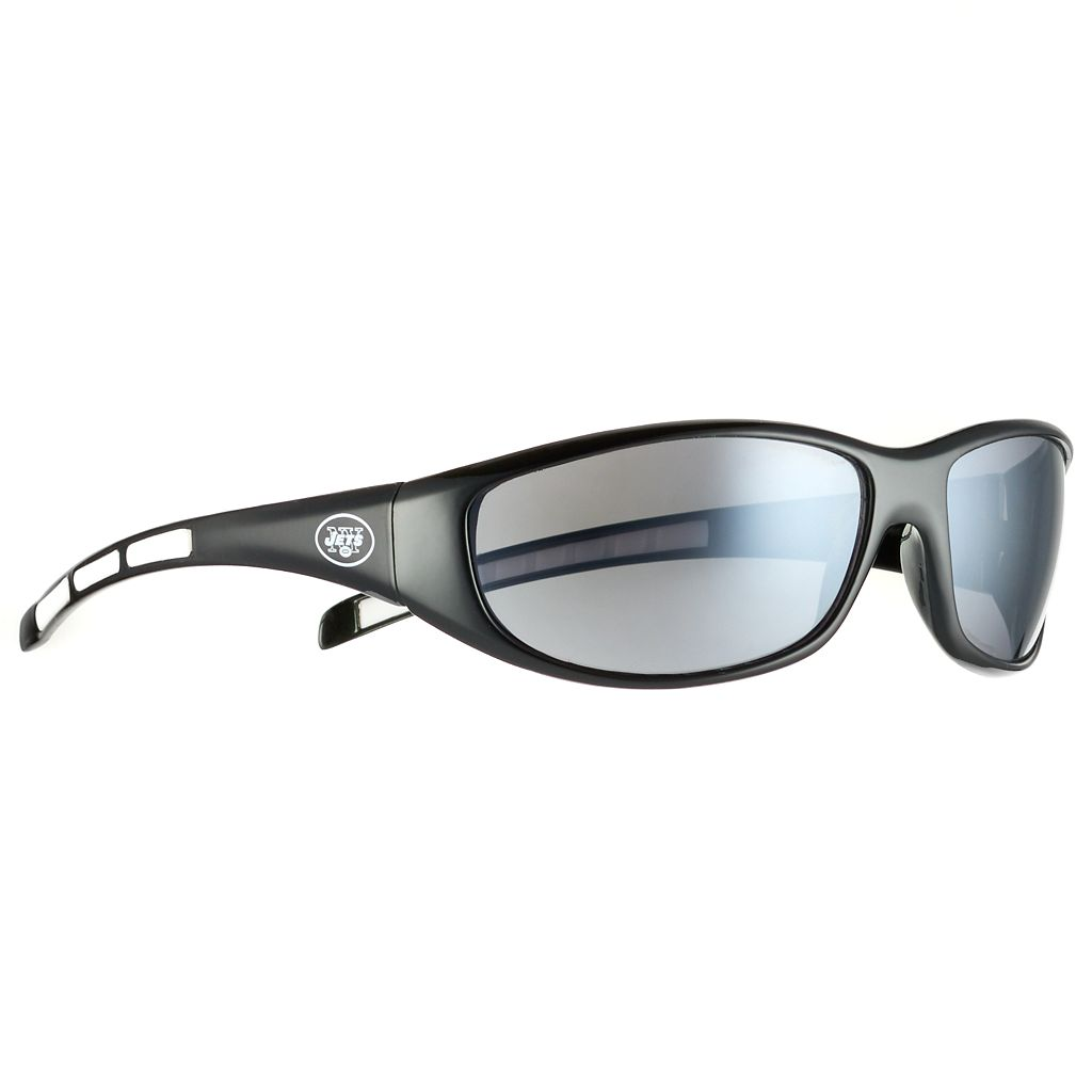 Adult New York Jets Wrap Sunglasses