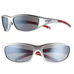 Adult New EnglandPatriots Wrap Sunglasses