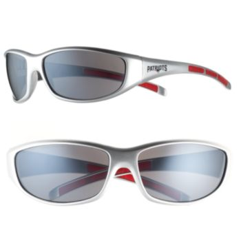 Adult New England Patriots Wrap Sunglasses