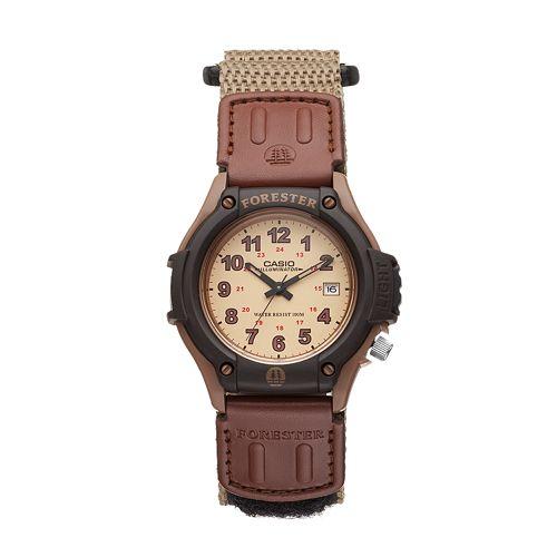 Casio Men's Forester Watch - FT500WC-5BVCF