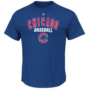 Men's Majestic Chicago Cubs All of Destiny Tee