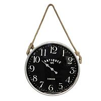 Fetco Home Decor Belony Wall Clock