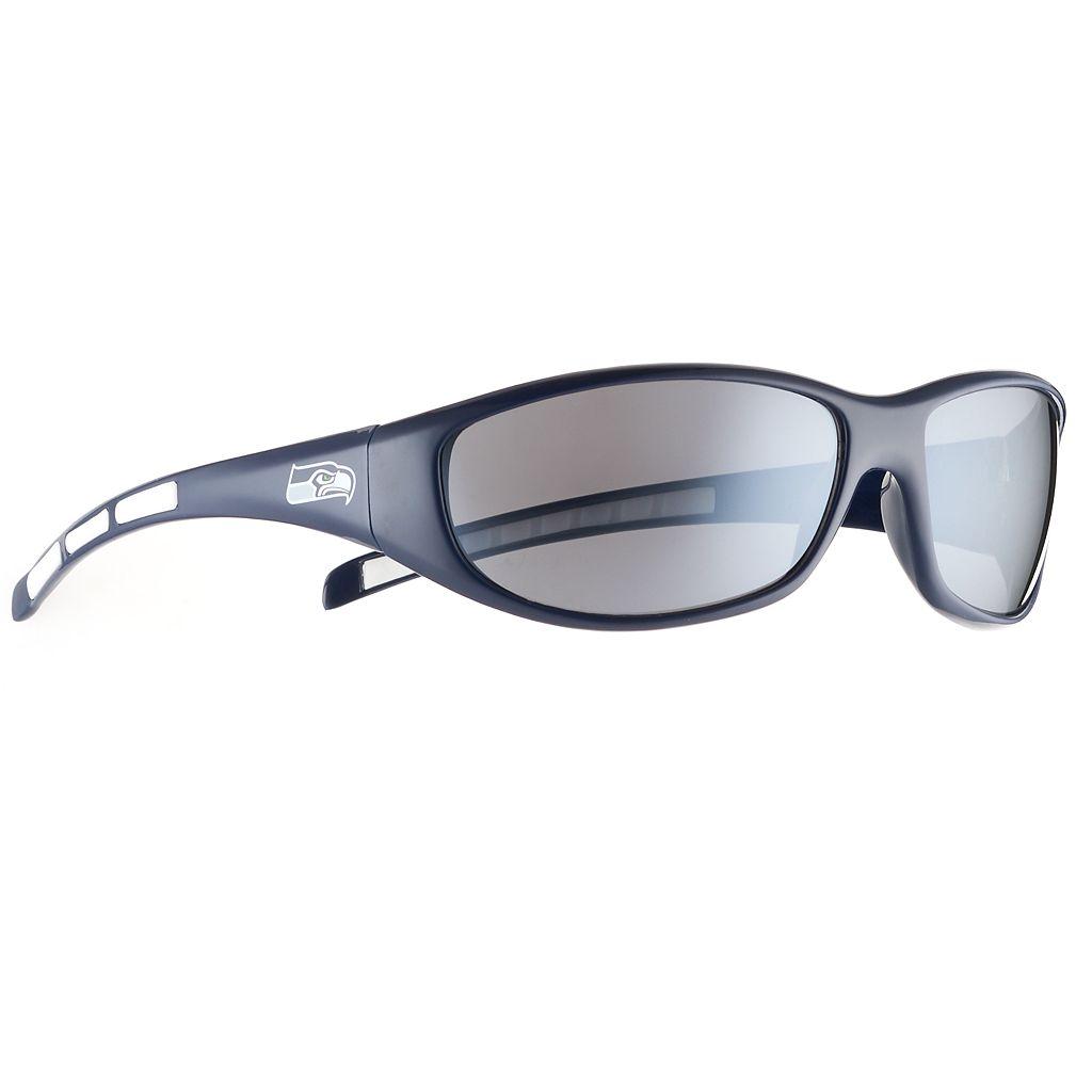 Adult Seattle Seahawks Wrap Sunglasses