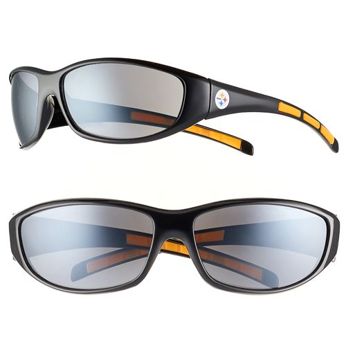 Adult Pittsburgh Steelers Wrap Sunglasses